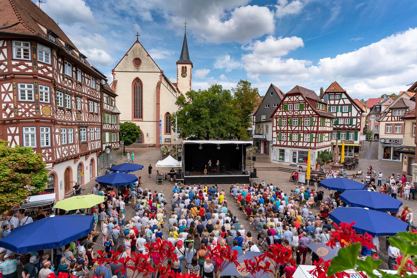 Mosbacher Sommer 2019
